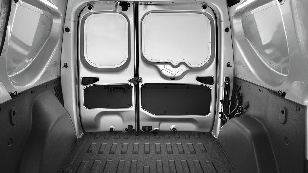 Dacia Dokker Express - Innenraum