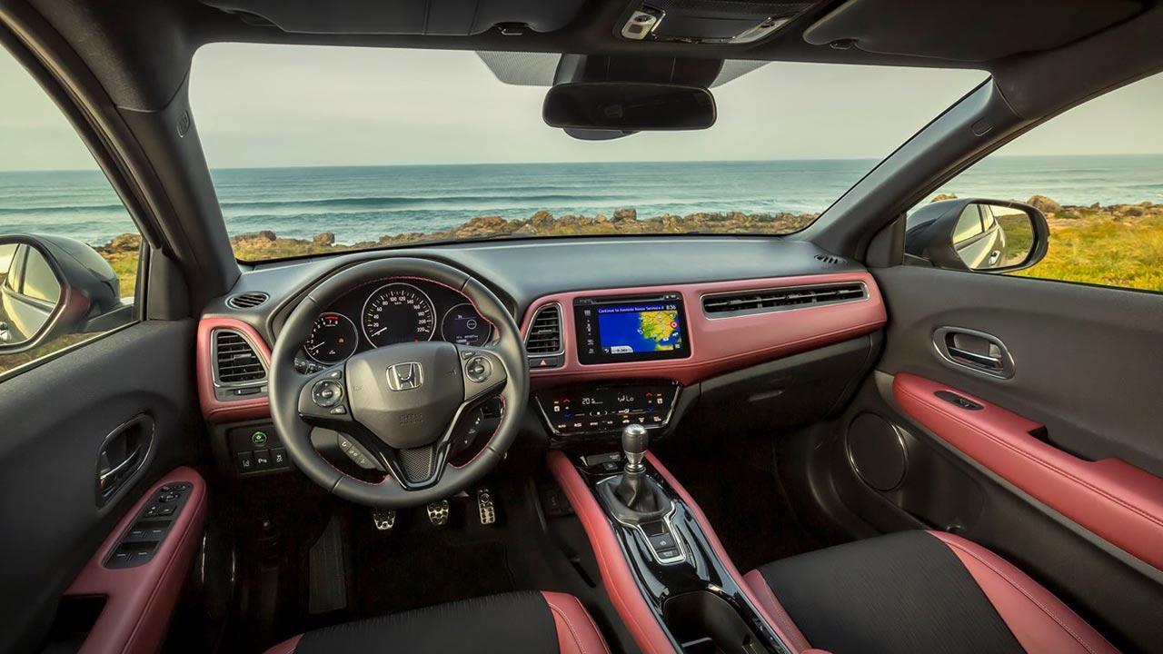 Honda HR-V - Cockpit