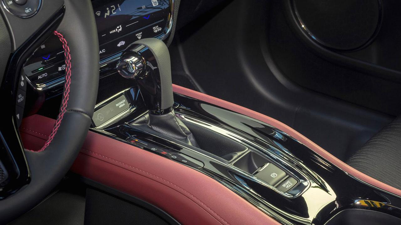 Honda HR-V - Schalthebel