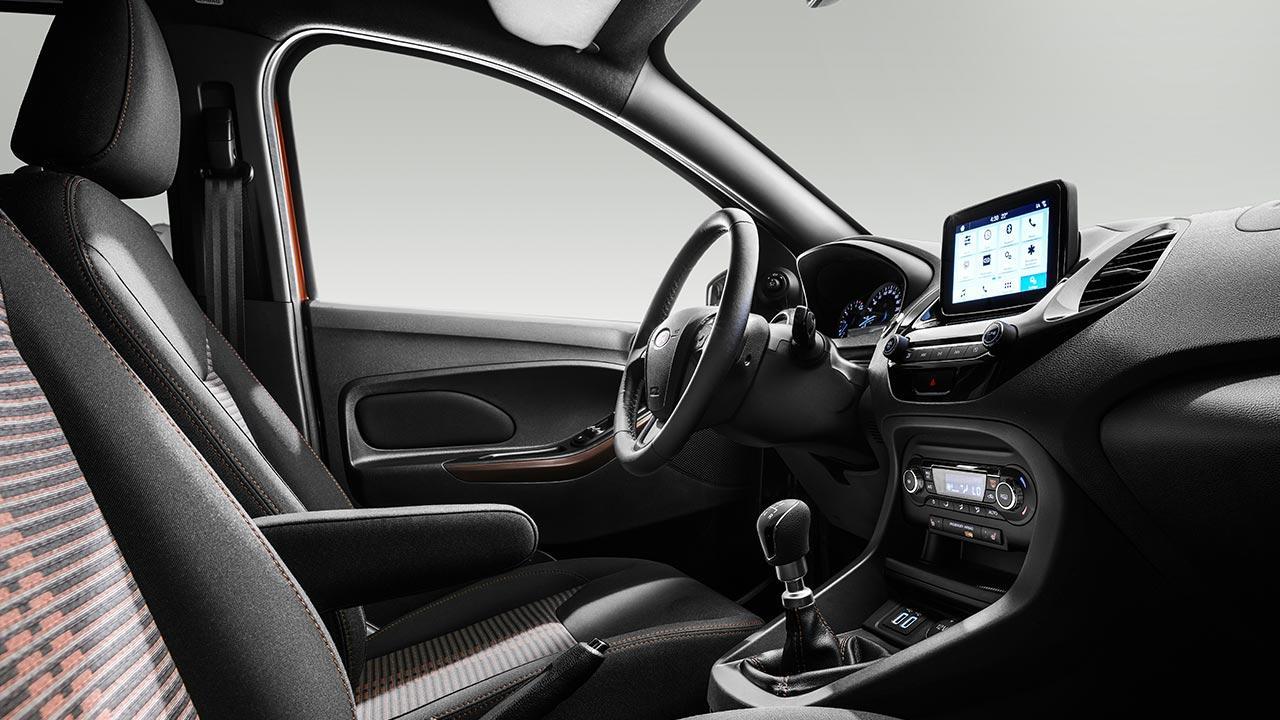 Ford Ka+ - Cockpit
