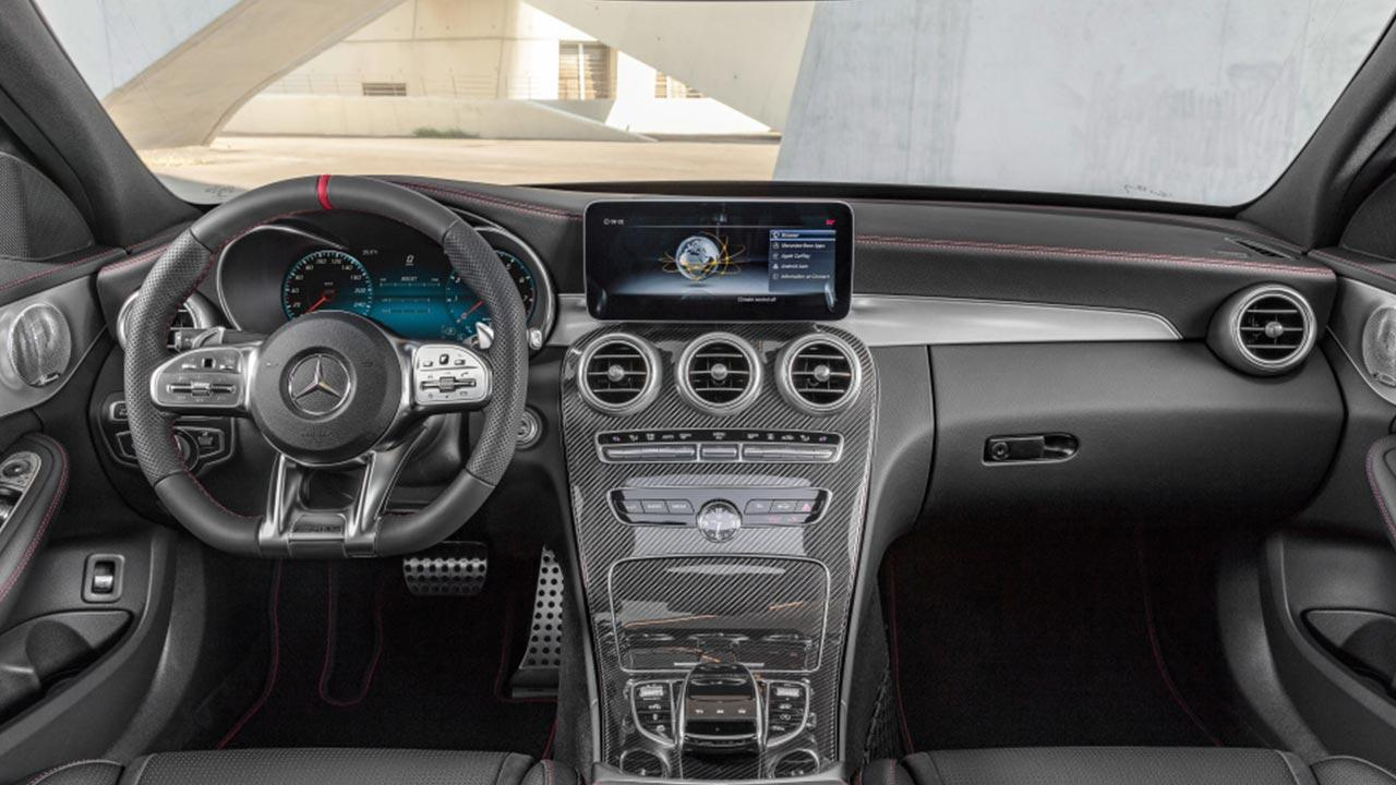 Mercedes-AMG C 43 4MATIC T-Modell - Cockpit