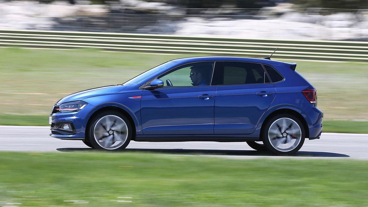 Volkswagen Polo GTI - Seitenansicht