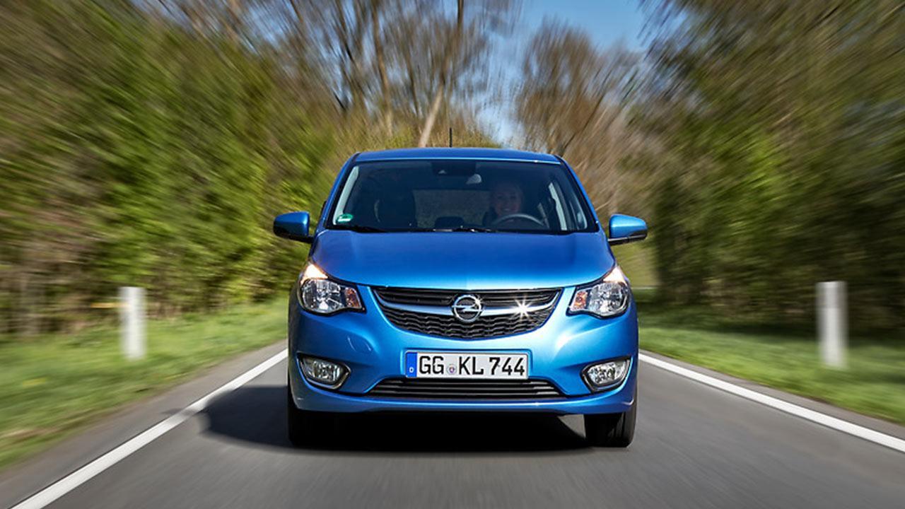 Opel Karl - Frontansicht