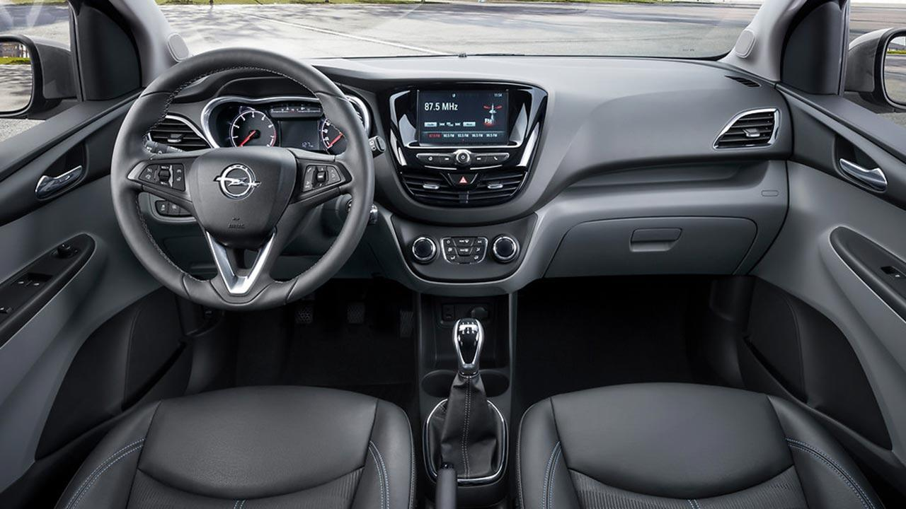 Opel Karl - Cockpit