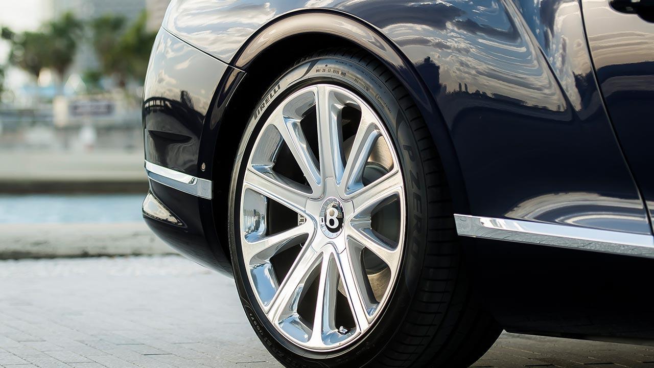 Bentley NEW Continental GT Convertible - Reifen