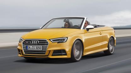 Audi S3 Cabriolet (2019)