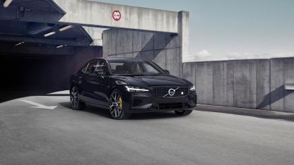 Volvo S60 - in schwarz