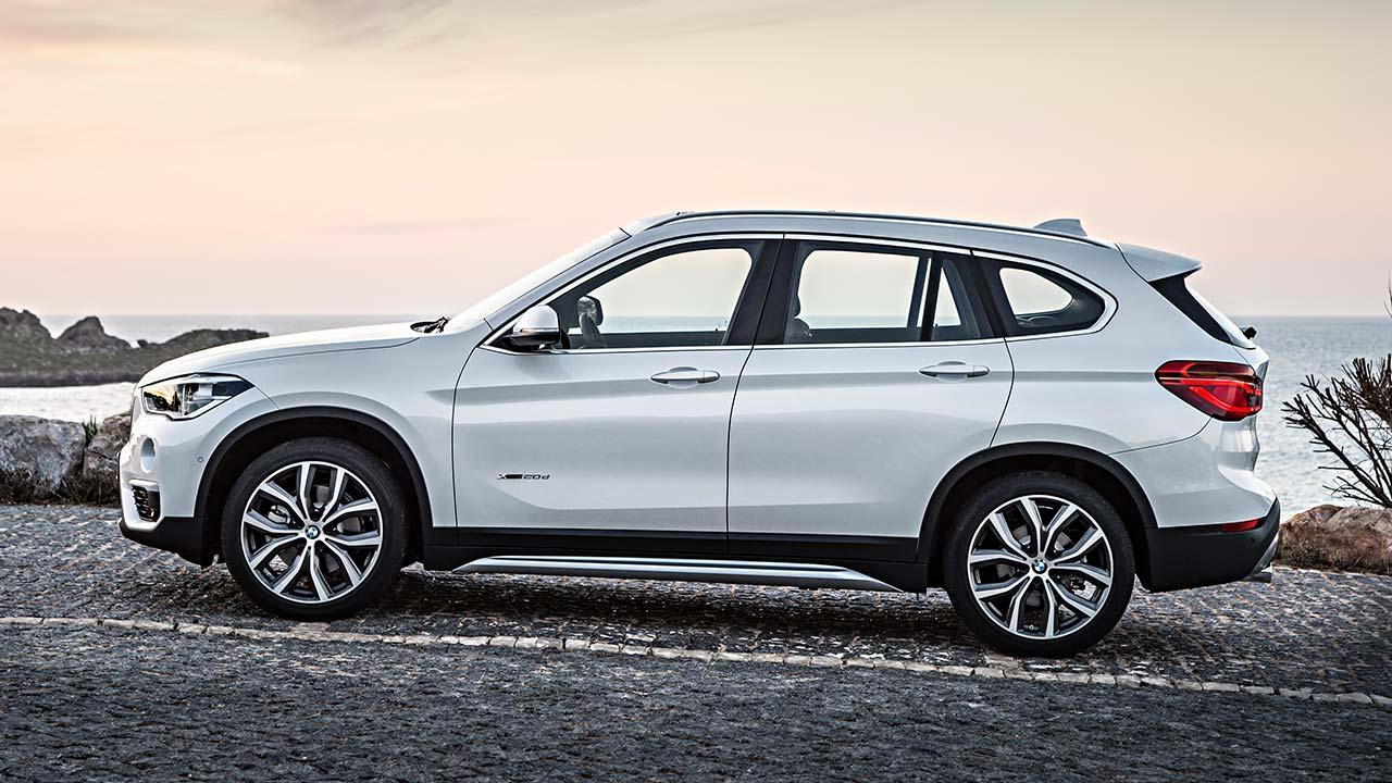 BMW X1 - Seitenansicht