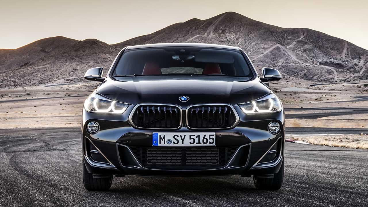 BMW X2 M35i - Frontansicht