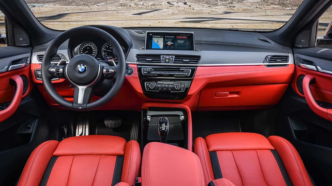 BMW X2 M35i - Cockpit