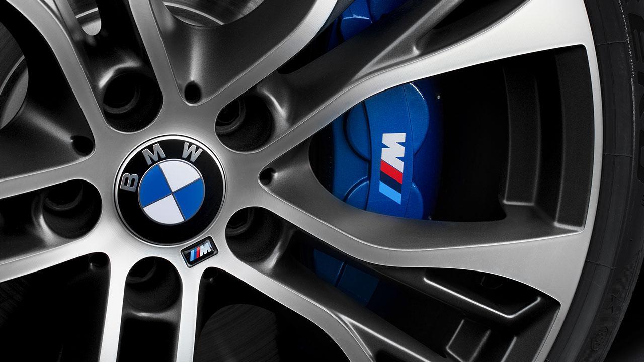 BMW X6 - Felgen