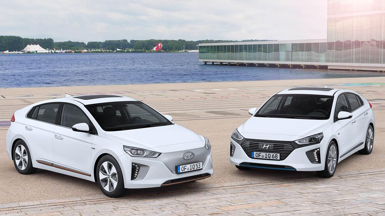 Hyundai i10 - 2 Modelle