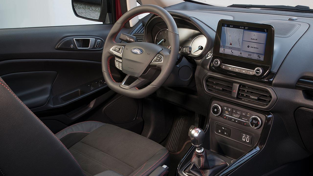 Ford EcoSport - Cockpit