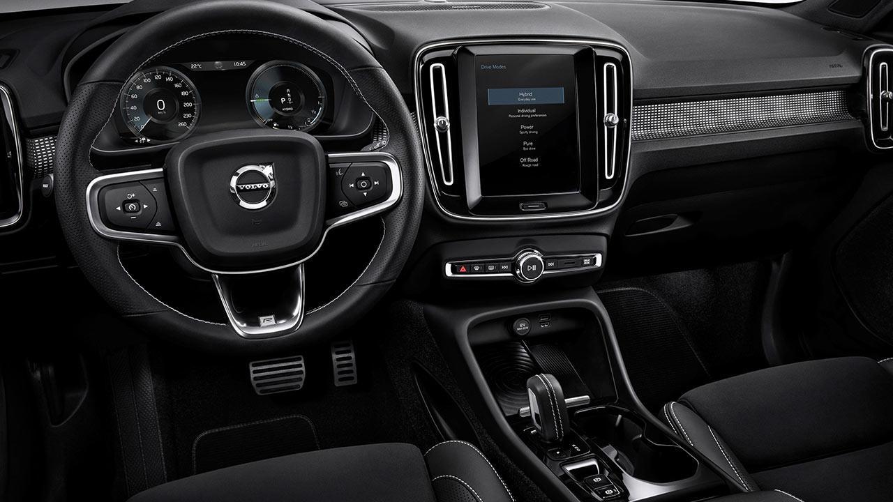 Volvo XC40 - Cockpit