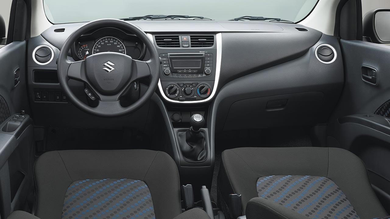 Suzuki Celerio - Cockpit