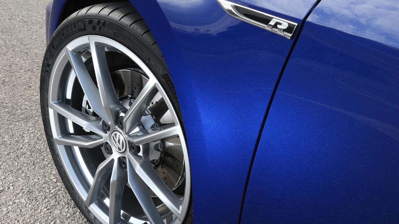 Volkswagen Golf VII R Variant - Vorderreifen