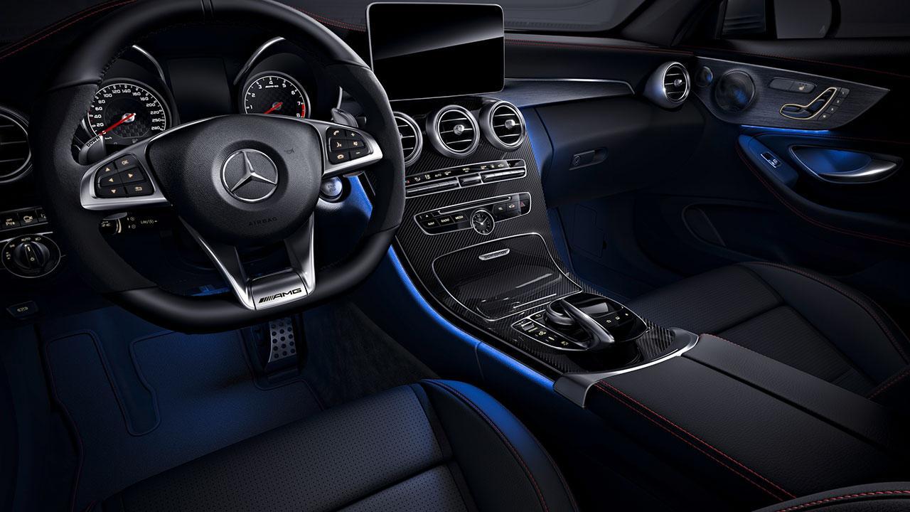 Mercedes-AMG C 43 4MATIC Cabriolet - Cockpit