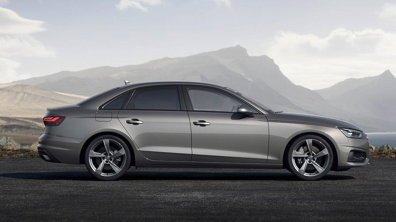 Audi A4 Limousine - Seitenansicht