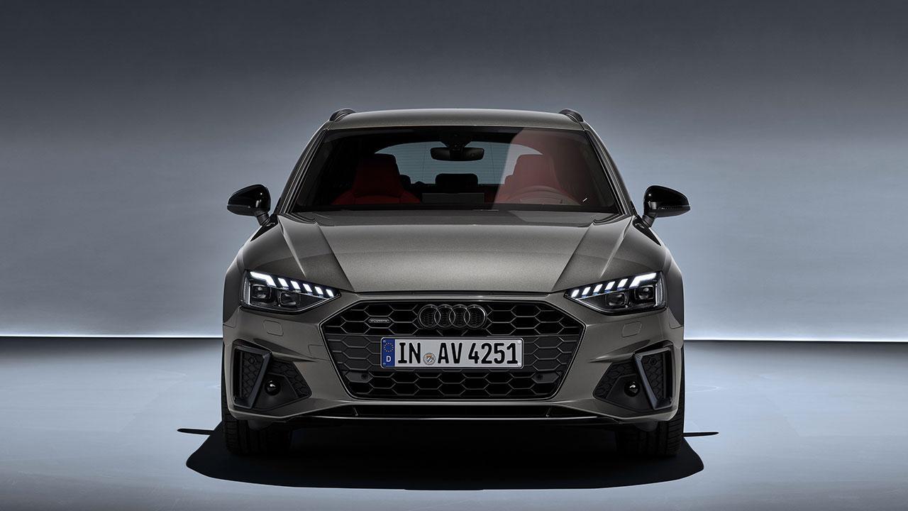 Audi A4 Avant - Frontansicht