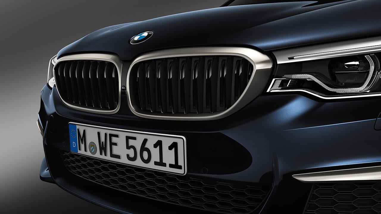 BMW M550d xDrive Limousine - Kühlergrill