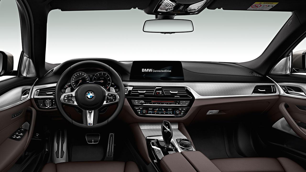 BMW 5er Touring - Cockpit