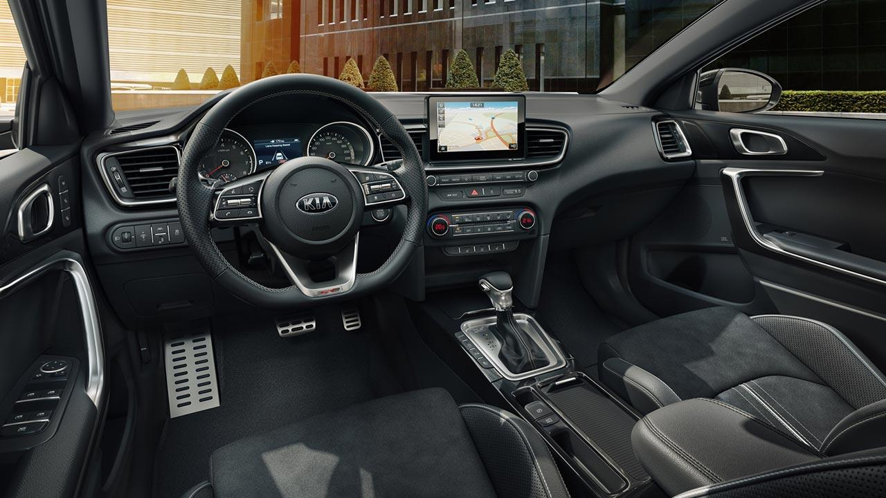 Kia Ceed - Cockpit