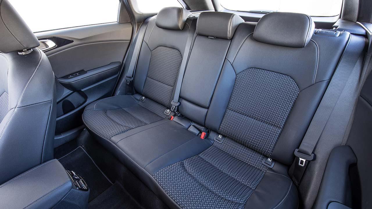 Kia Ceed Sportswagon - Rücksitze