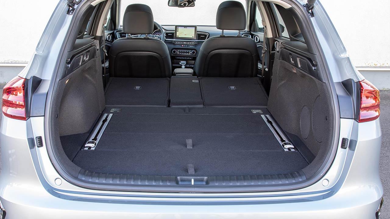 Kia Ceed Sportswagon - Kofferraum