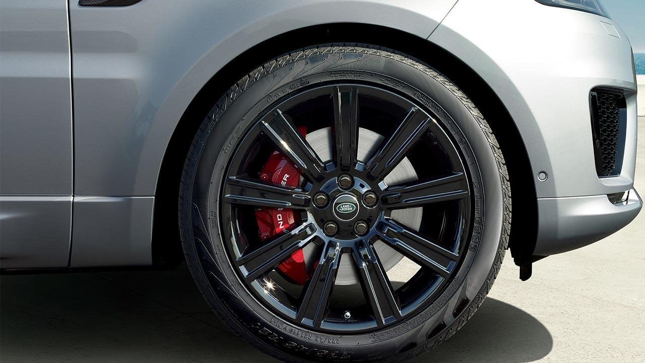 Range Rover Sport - Vorderrad