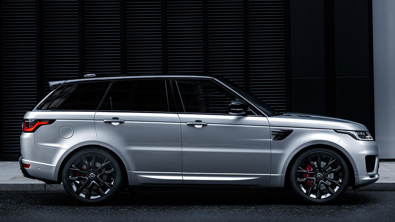 Range Rover Sport - Seitenansicht