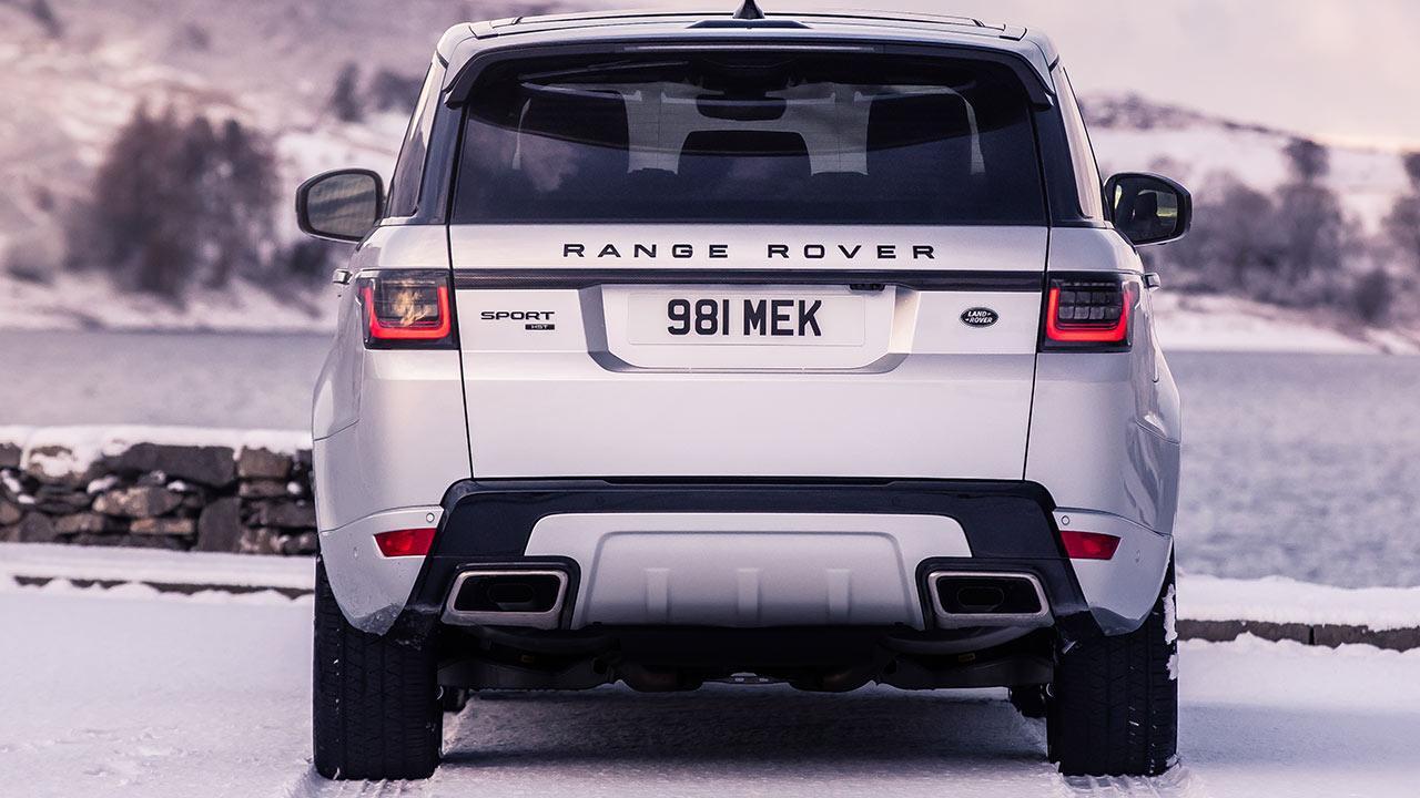 Range Rover Sport - Heckansicht