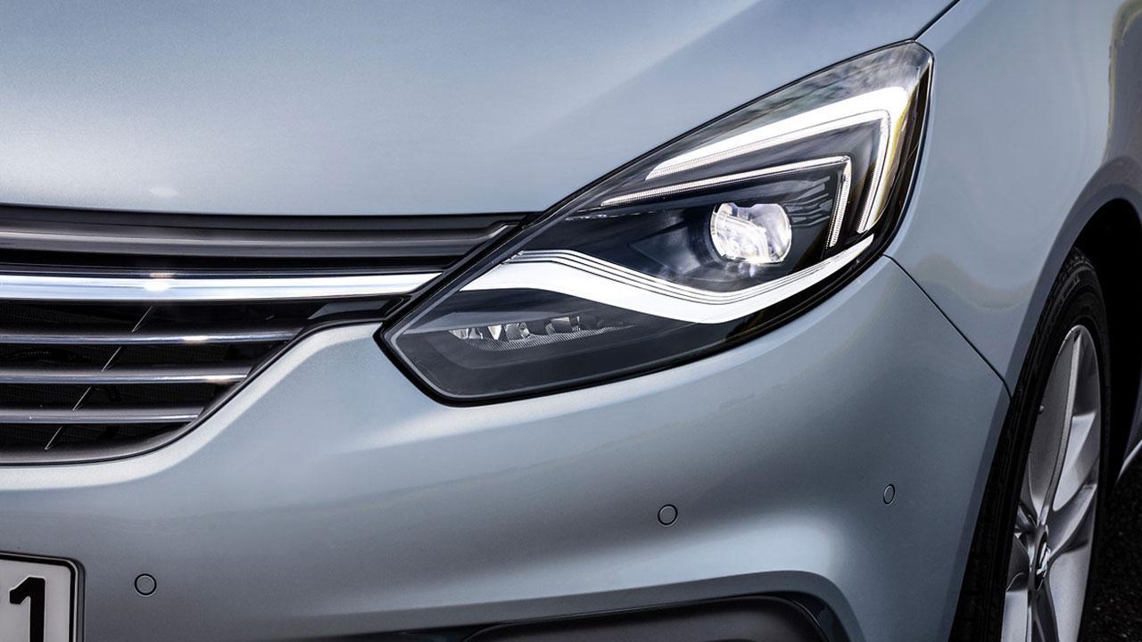 Opel Zafira - Scheinwerfer