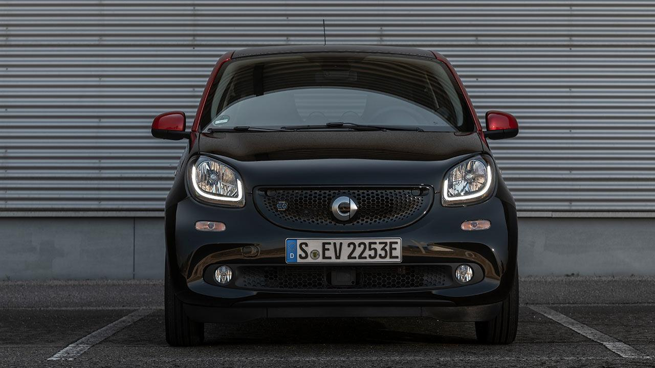 Smart EQ fortwo - Frontansicht