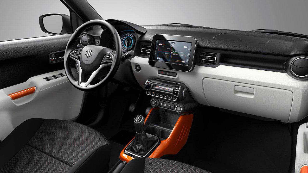 Suzuki Ignis - Cockpit