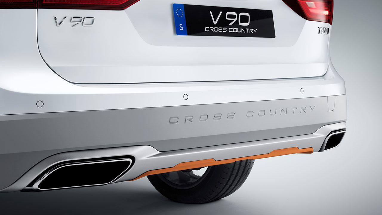 Volvo V90 Cross Country - Heck