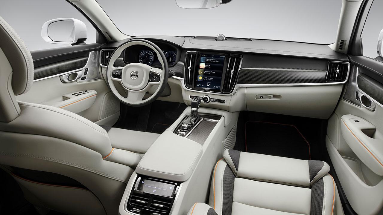 Volvo V90 Cross Country - Cockpit