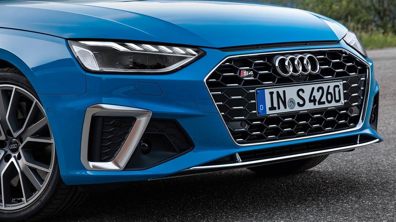 Audi S4 Limousine - Kühlergrill