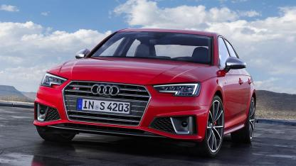 Audi S4 Limousine - Frontansicht