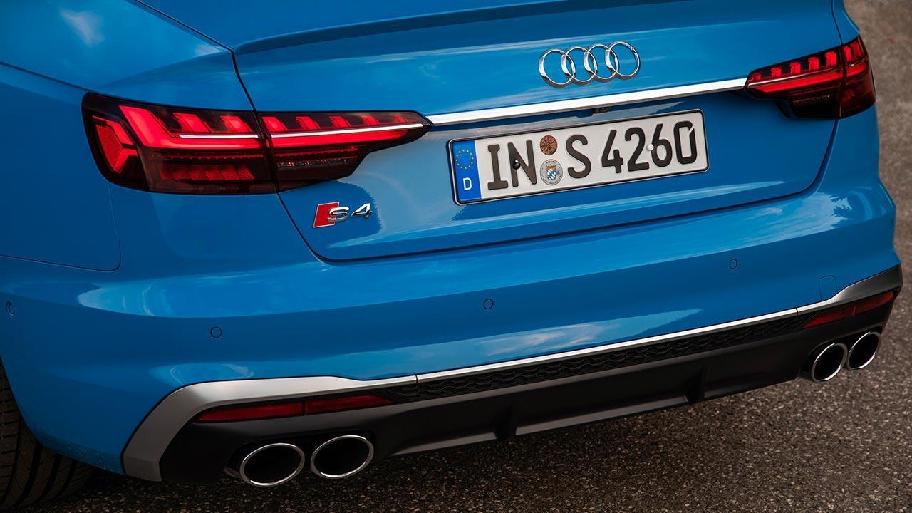 Audi S4 Limousine - Heck