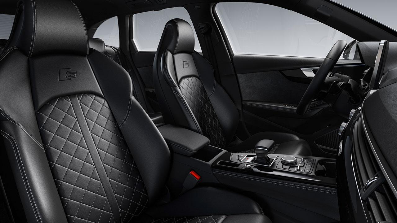 Audi S4 Avant - Vordersitze