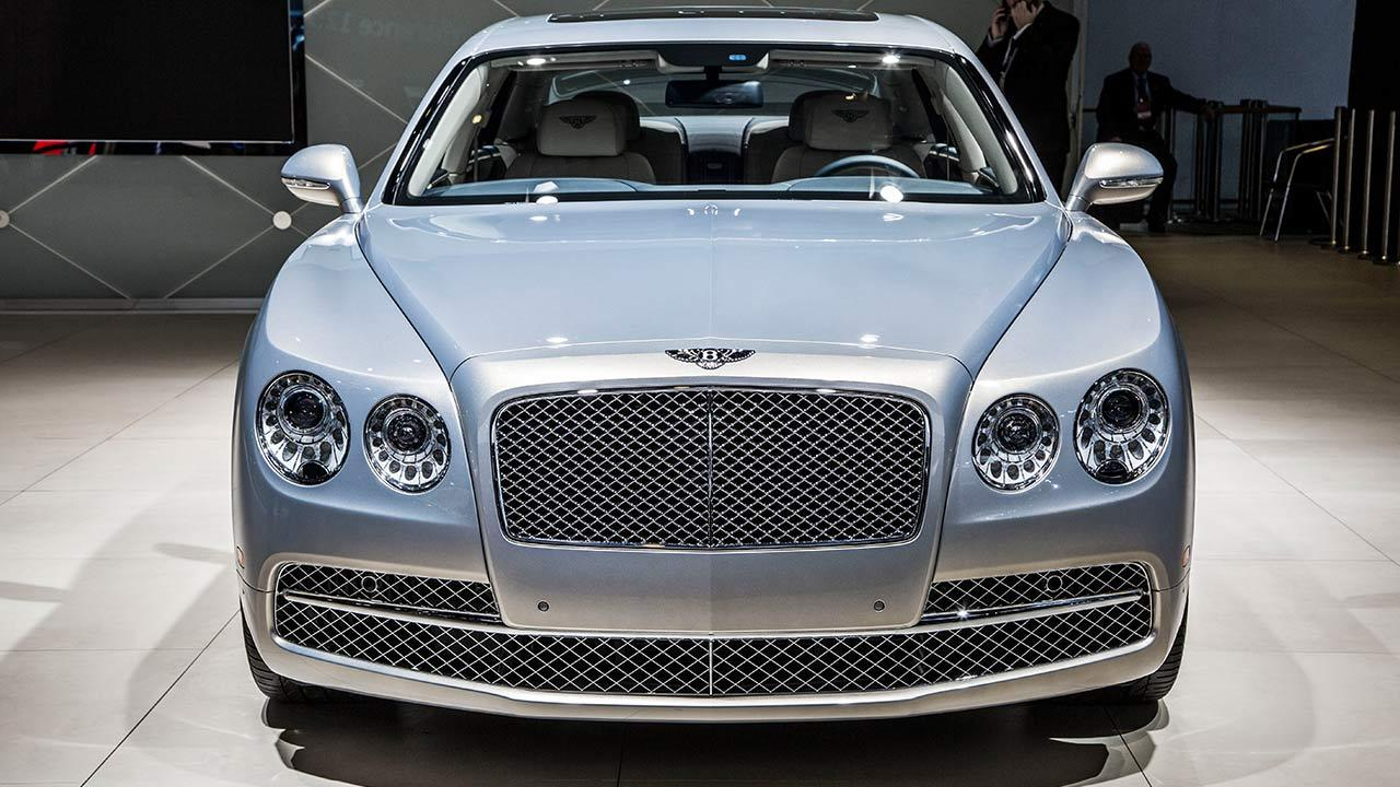 Bentley Flying Spur W12 - Frontansicht