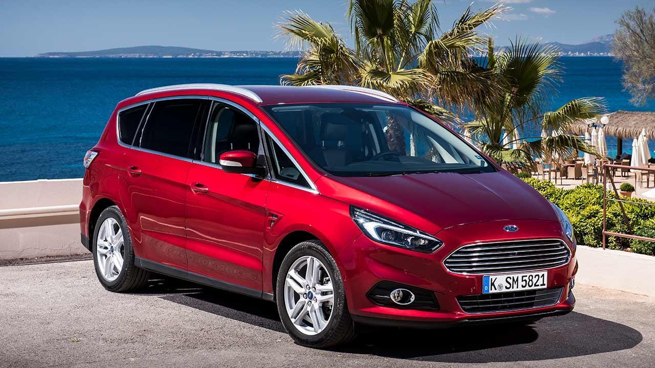 Ford S-Max - in Mallorca