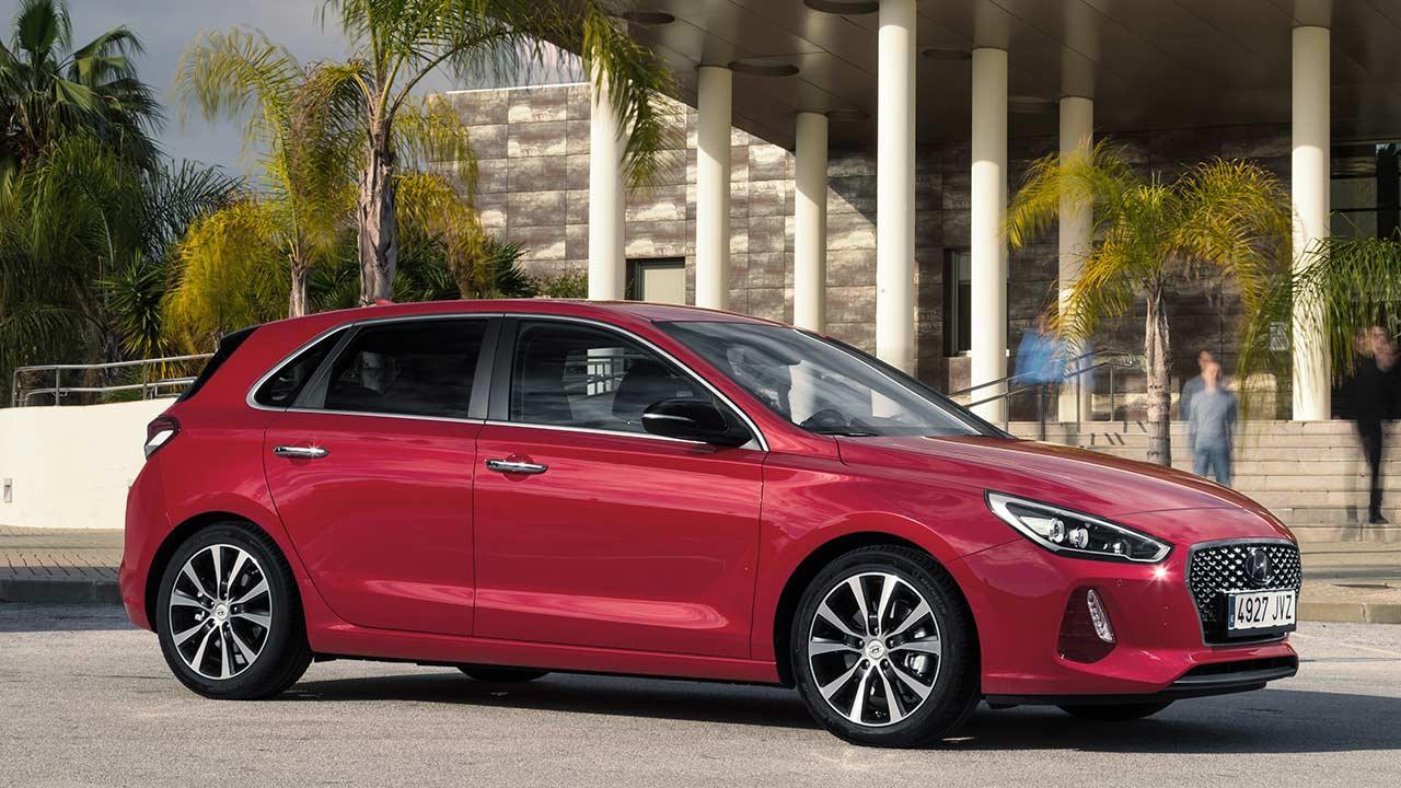 Hyundai i30 - Seitenansicht
