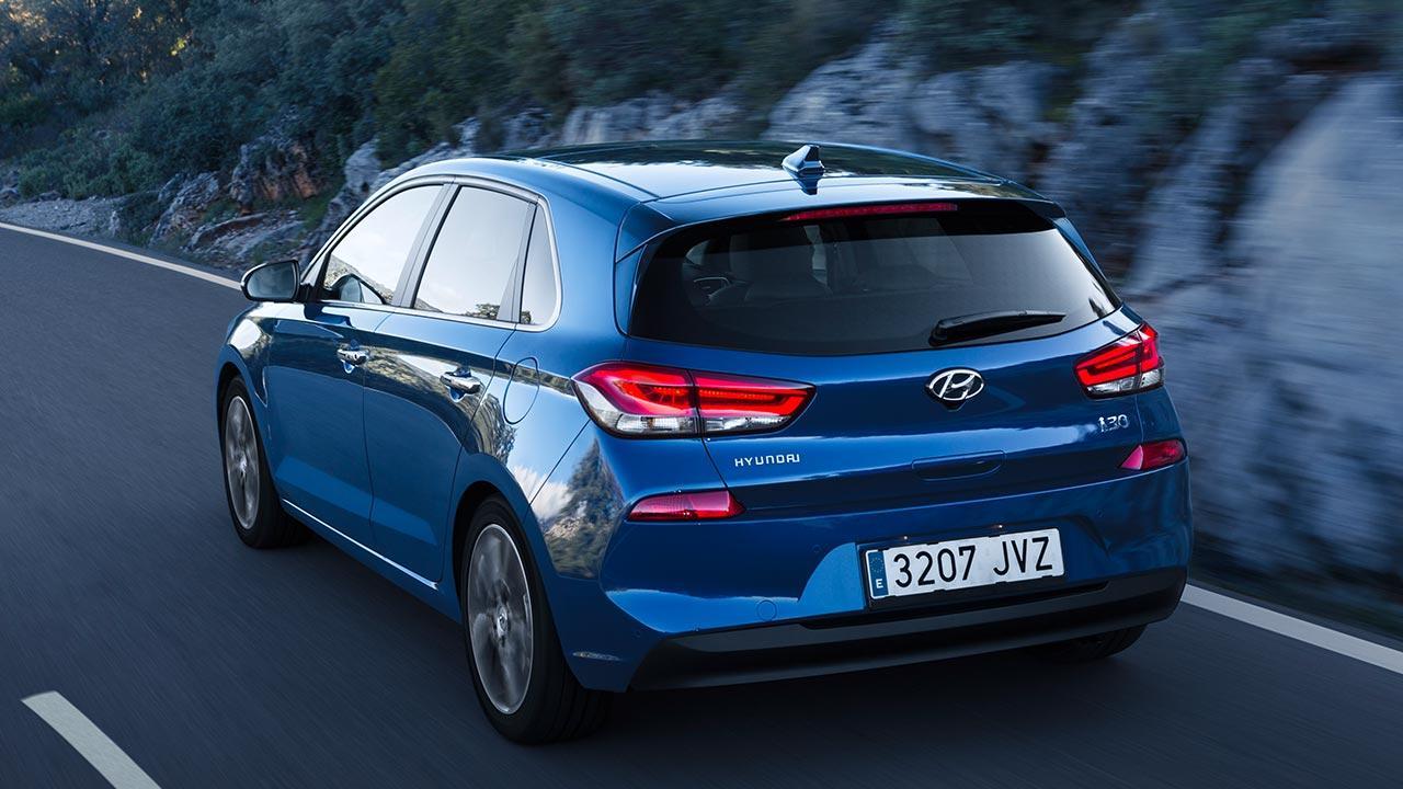Hyundai i30 - Heckansicht