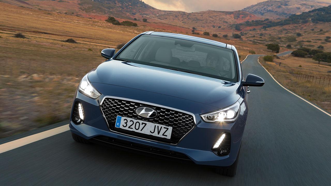 Hyundai i30 - Frontansicht