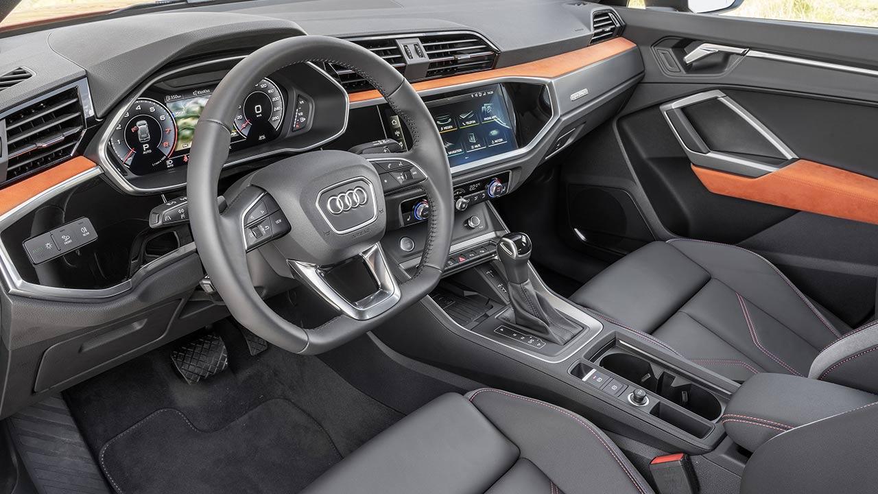 Audi Q3 2020 - Cockpit