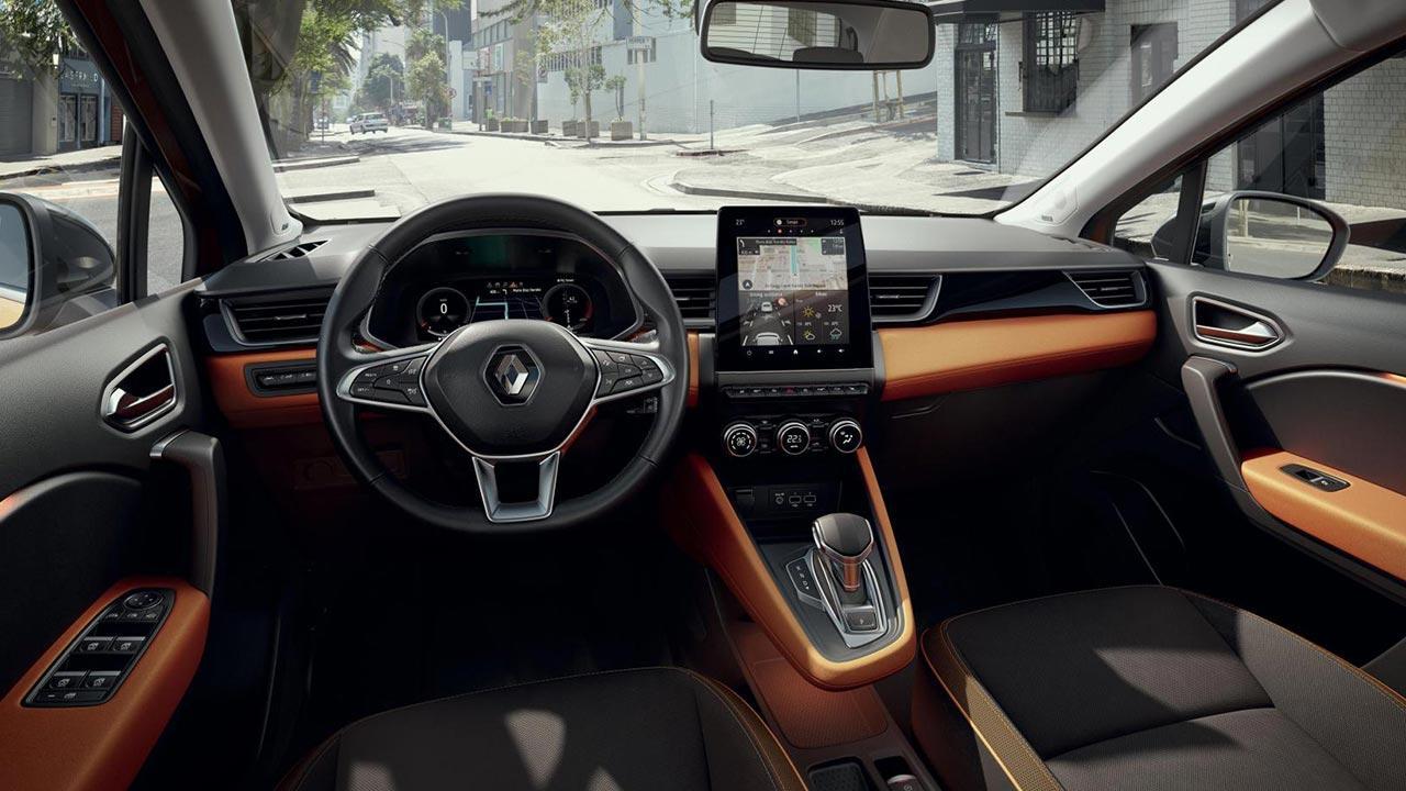Renault Captur - Cockpit