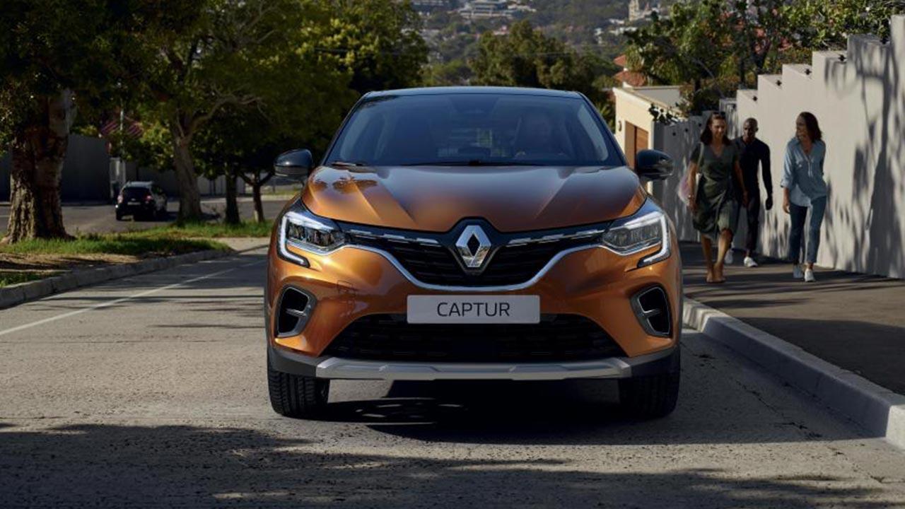 Renault Captur - Frontansicht