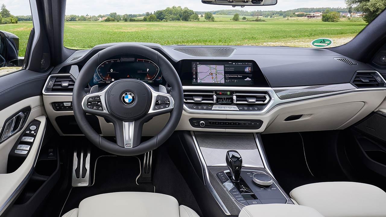 BMW 3er Touring - Cockpit