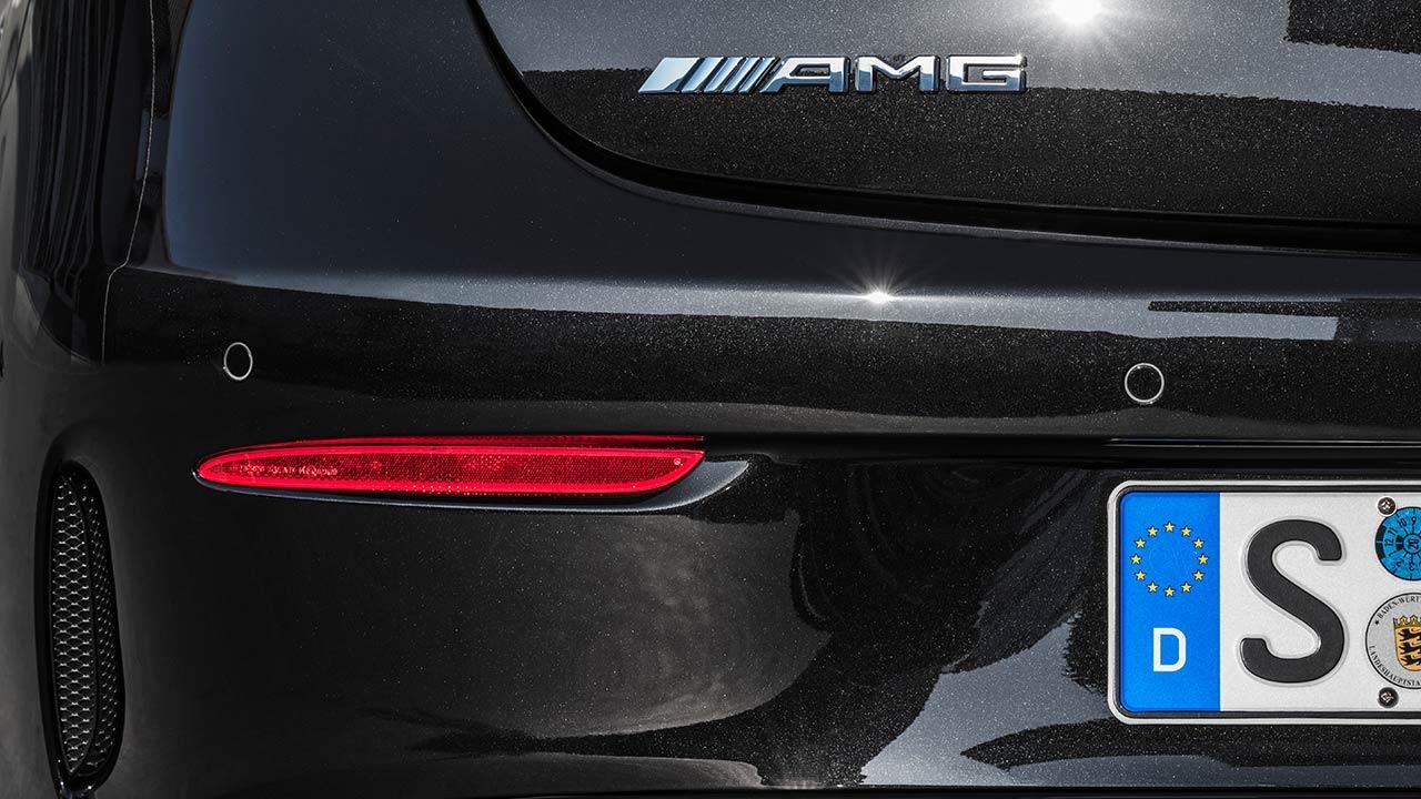 Mercedes-AMG E 53 4MATIC+ Limousine - AMG Schriftzug